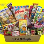 Japanese Candy gift box 20pc SURPRISE set japanese food sweet dagashi – 3S