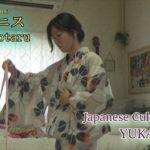 Japanese Culture (001) YUKATA