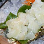 Japanese Street Food -$1100 GIANT RAINBOW LOBSTER Sashimi-