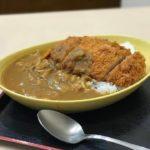 ゆで太郎 大盛り カツカレー 特盛り 朝食 デカ盛り Japanese Street Food