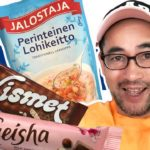 Japanese Try Snacks from Finland (Food & Snacks Haul)