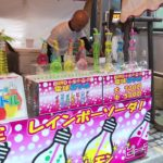 Japanese festival street Food