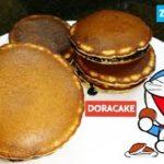 Kids favourite Dora cake – Sabse easy recipe | Doraemon favourite dorayaki Japanese pancakes