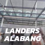 Landers Alabang + Kenji Tei Japanese Restaurant @ ATC