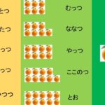 [Learning Japanese] COUNTERS (1)