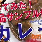 【やってみた!】食品サンプル作り「カレー」-Making japanese food samples-