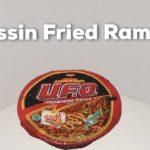 Nissin U.F.O Fried Ramen Japanese Flavour