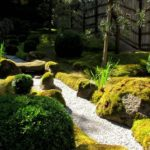 Presentation of a Japanese Garden SEI SHIN EN in Vilnius, Lithuania