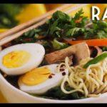 Quick Ramen Recipe   How To Make Japanese Ramen At Home