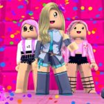 ROBLOX Little Leah Plays – BECOMING A JAPANESE ANIME MODEL – FASHION FAMOUS!!