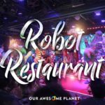 Robot Restaurant Kabuki experience in Tokyo, Japan