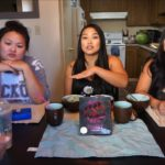 SPICY JAPANESE CURRY CHALLENGE!!  18 + CURRY (with my sisters edition)