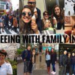 Sightseeing with Family in Japan || Nagano Monkeys, Kamakura Daibutsu, Yokohama Ferris Wheel, etc.