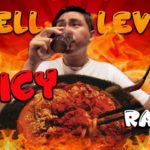 THE SPICIEST RAMEN Challenge IN TOKYO at GOMARYU – HELL LEVEL Japanese Food!