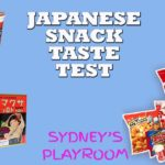 Taste Testing Japanese Snacks