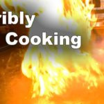 Terribly Cooking Fire | Japanese Cuisine