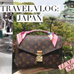 Travel Vlog: JAPAN | Luxe Shopping CHANEL, HERMES, Sightseeing & Eating