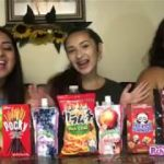 Trying Japanese Candy | Japanese Snacks | Life with Riansa 🌸