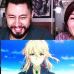 VIOLET EVERGARDEN | Japanese Anime | Trailer Reaction!