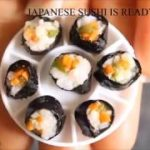 WORLD'S SMALLEST MINIATURE JAPANESE SUSHI