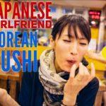 What My Japanese Girlfriend Thinks of Korean Food in Jeju Island
