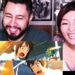 YOUR NAME | Japanese Anime | Trailer Reaction!