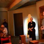 Zura Natroshvili's speech at Japanese Culture & Culinary Event at Bina N37