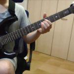 ANISON JAM For【Guitar】C Minor 130bpm BackingTrack 90's Japanese Anime Song(improvisation)