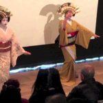 Asakusa Japan Sightseeing Tour Geisha dance In spring