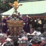Asakusa Japan Sightseeing Tour Sanja Mikoshi