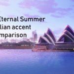 Australian Accents in Anime – Five-Dub Comparison (Free! -Eternal Summer-)