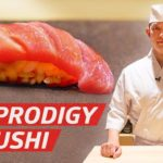 Chef Shion Uino Left Japan's Best Sushi Restaurant to Open in New York — Omakase