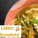 Curry Udon   Japanese Style Soup Noodles without Roux 🔥 2018