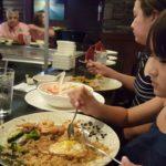 Dinner @ Sakura Japanese Steakhouse & Sushi Pt.2 | 08.01.2018