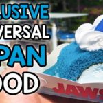 Exculsive Universal Studios Japan Food | USJ
