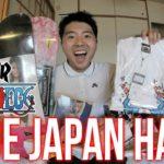 HUGE JAPAN SHOPPING HAUL! Thrasher, One Piece, Anime, Skateboards, Pokemon, Naruto, & MORE!