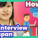 How to prepare job interview in Japan(LIVE)   Japanese interview lesson