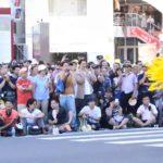 Japanese Asakusa Samba Carnival , Tokyo Summer Event