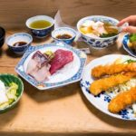 Japanese Food Tour – HIDDEN-GEMS in Tokyo, Japan   Breakfast, Lunch, and Dinner!