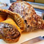 Japanese Street Food – GIANT TRUMPET CONCH Sashimi Okinawa Seafood Japan