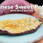 Japanese Sweet Potato Recipe with Miso Butter (Easy & Healthy)