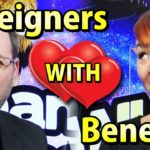 Japanese Topics – Foreigners with Benefits