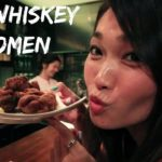 Japanese Whisky with Japanese Women