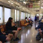 日本の観光地 秩父鉄道 走行音 Japanese sightseeing spot Chichibu Railway