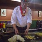 Kabuki: a hibachi show