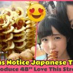 💬 Netizens Notice Japanese Trainees From Produce 48 Love This Street Food
