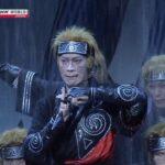 OLD MEETS NEW IN NARUTO KABUKI SHOW
