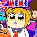 POP TEAM EPIC Japanese ANIME REVIEW! – ConnerTheWaffle