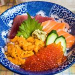 Street Food in Japan – Tour of Ameya-Yokocho Market | Budget Japanese Food and Spicy Kebab!