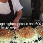 [Street food] [Japanese food][Okonomiyaki][お好み焼き]